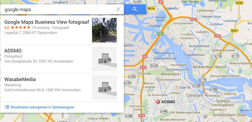 Hoe belangrijk is de categorie van een Google Places pagina