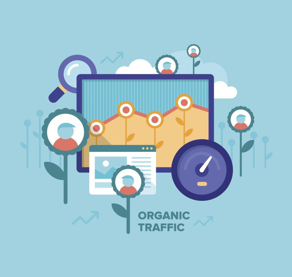Hoe krijg je meer organische traffic naar je website