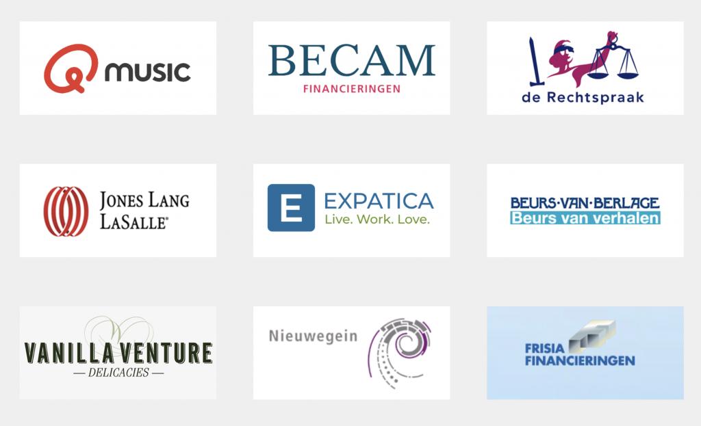 SEO agency Amsterdam portfolio