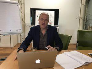 SEO specialist Hans Keeren